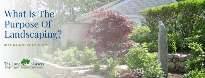 Martha's Vineyard Landscaping & Design